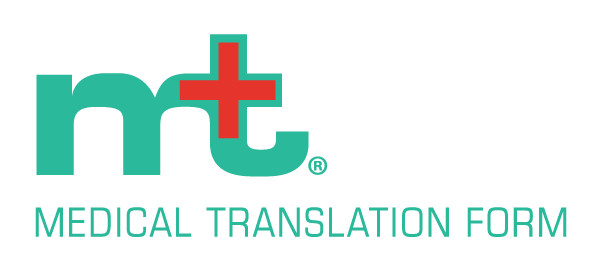 Medical Translation Form